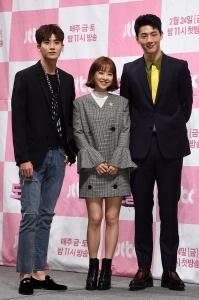 박형식-박보영-지수, '우린 너무 잘 어울려요~'