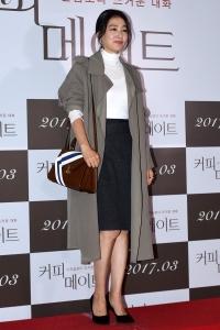 박진희, '시사회 패션의 정석'