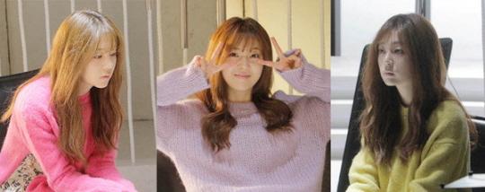미씽나인 백진희, 촬영장 최고의 '반전 배우' 촬영은 진지하게 휴식은 밝게