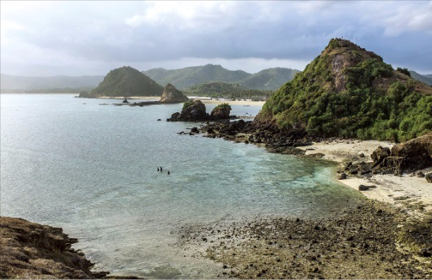서핑 마니아들에게 성지로 불리는 쿠타 해변.