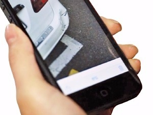 흠집난 자동차 사진 올리면 견적서 '딩동' 스마트폰 앱 하나로 차 수리 고민 '끝'