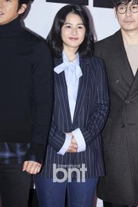 bnt포토] 강혜정 '수줍은 하루 엄마'