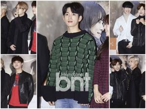 '딱 보기 좋은 우정' 갓세븐, 배우 박진영 응원하러 왔습니다!