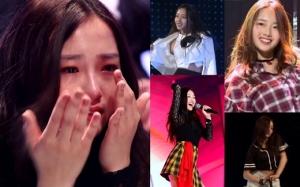'K팝스타6' 크리샤 츄, 예고편 속 눈물의 의미는?