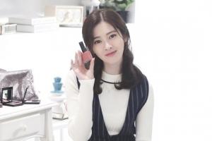 다이아 예빈, 메이크업 전문 브랜드 새 얼굴로 발탁