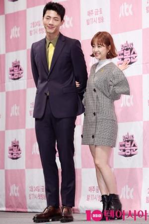 지수-박보영 '잘 어울리는 커플'