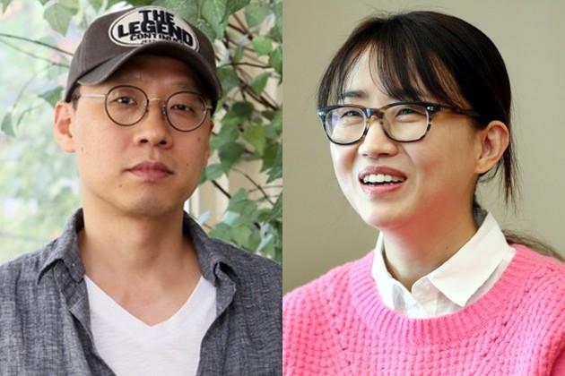 '킹덤' 김성훈 감독 김은희 작가 /사진=넷플릭스 제공
