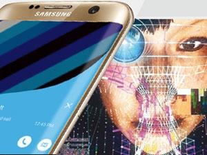 삼성 갤럭시S8폰, 주인 얼굴 알아본다