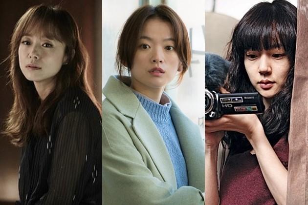 이윤기 감독의 영화에 출연했던 배우 전도연, 천우희, 임수정