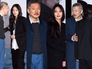 홍상수의 자상함에 반했나…김민희, 불륜설 인정