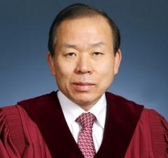 김이수 헌법재판관. 사진=헌법재판소