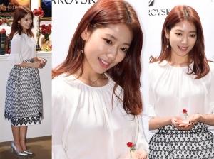 꽃보다 예뻐…박신혜, 만찢女의 정석