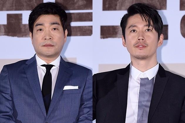 영화 '보통사람' 손현주 장혁  /사진=변성현 기자