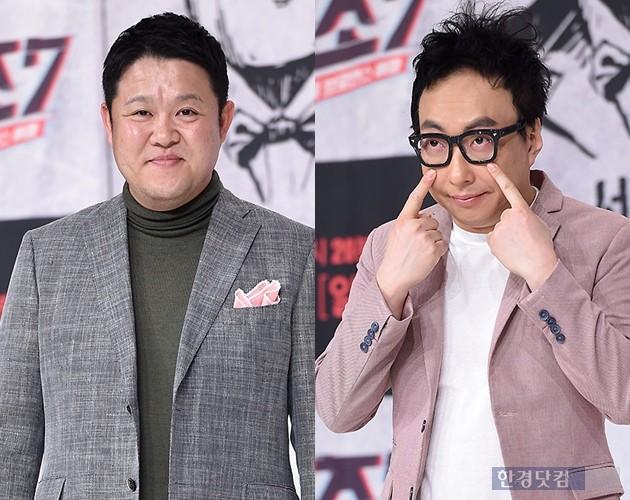 '공조7' 김구라 박명수 /사진=변성현 기자