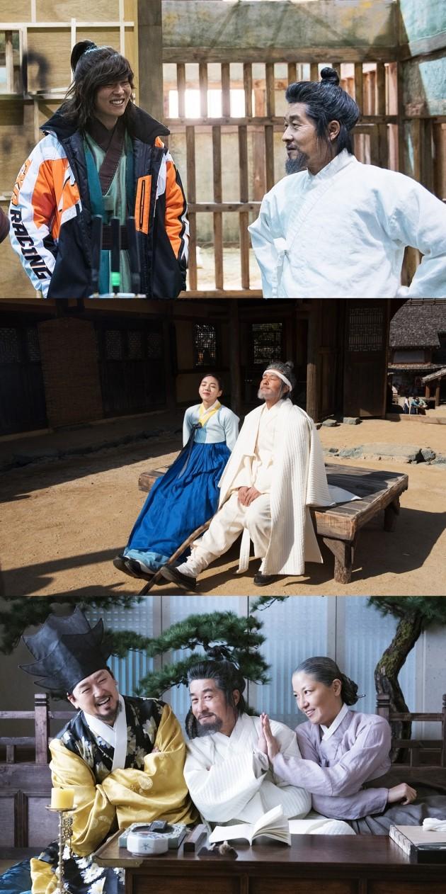 '역적' 아모개 김상중