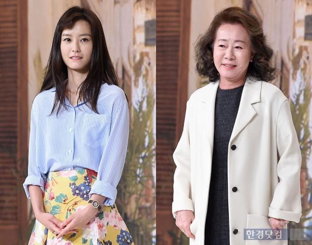 '윤식당' 정유미 윤여정 / 사진 = 변성현 기자