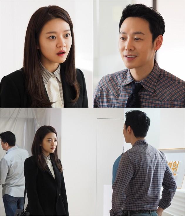 '자체발광 오피스' 고아성 김동욱
