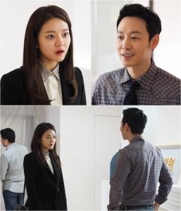 '자체발광 오피스' 고아성, 김동욱과 재회…新 키다리 아저씨의 등장
