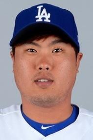 류현진. MLB닷컴