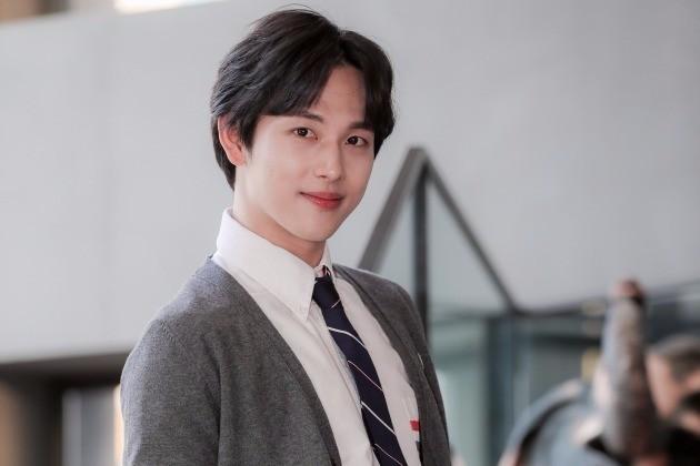 영화 '원라인'에서 민재 역을 맡은 배우 임시완이 23일 서울 팔판동 한 카페에서 인터뷰를 진행했다.(사진=NEW 제공)