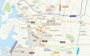 'e편한세상 시티 인하대역' 오피스텔 내달 분양