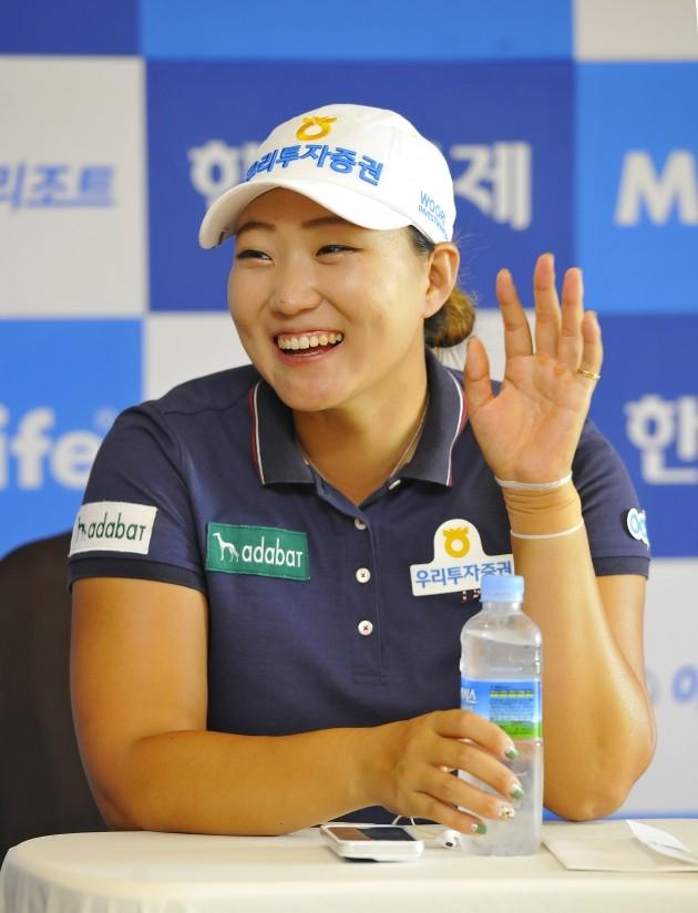 이미림(27·NH투자증권)이 27일 미국여자프로골프(LPGA) 투어 KIA 클래식(총상금 180만 달러) 4라운드에서 7언더파 65타로 우승을 차지했다. 한경DB.
