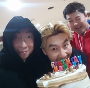 박명수 생일 축하에 노홍철
