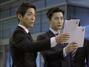 '김과장' 남궁민X이준호, 콤비 작전 通했다