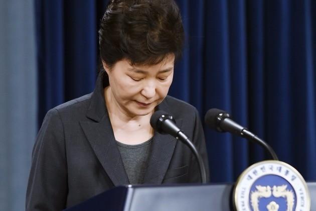 박근혜 구속 영장 청구