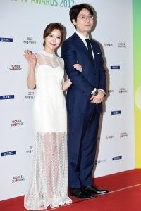 레이디제인-김태현, '다정한 커플샷'(케이블 방송대상)