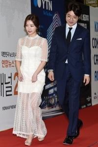 레이디제인-김태현, '애매~한 사이?'(케이블 방송대상)