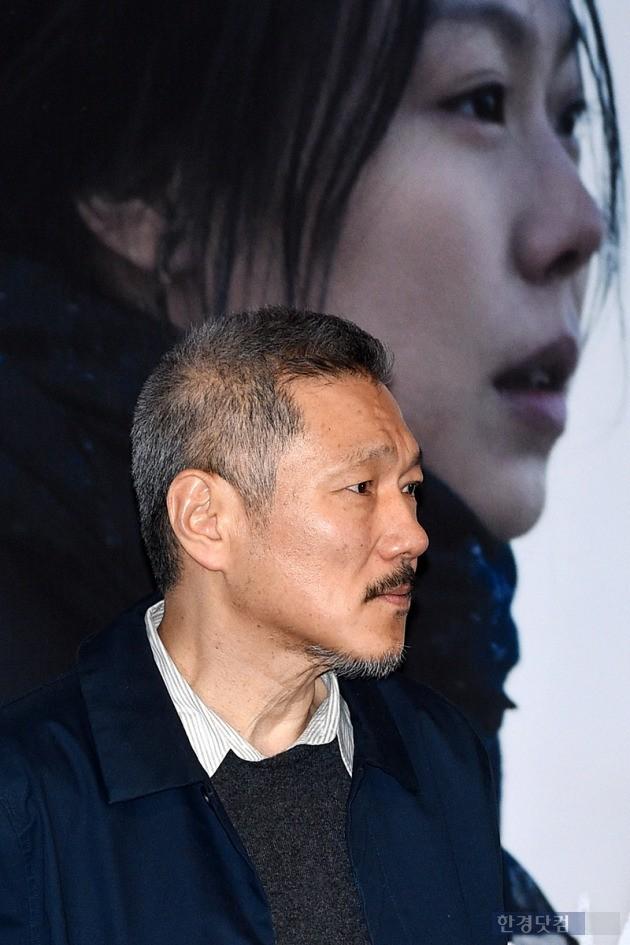 홍상수-김민희, '같은 곳을 바라보고파'