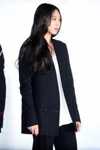[HEI포토] 김민희, '긴장된 표정'