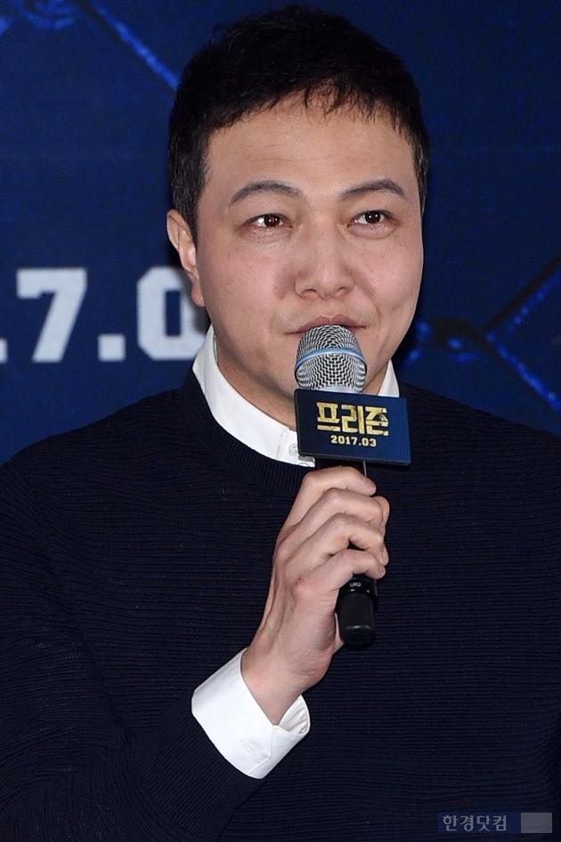 '프리즌' 정웅인 /사진=최혁 기자