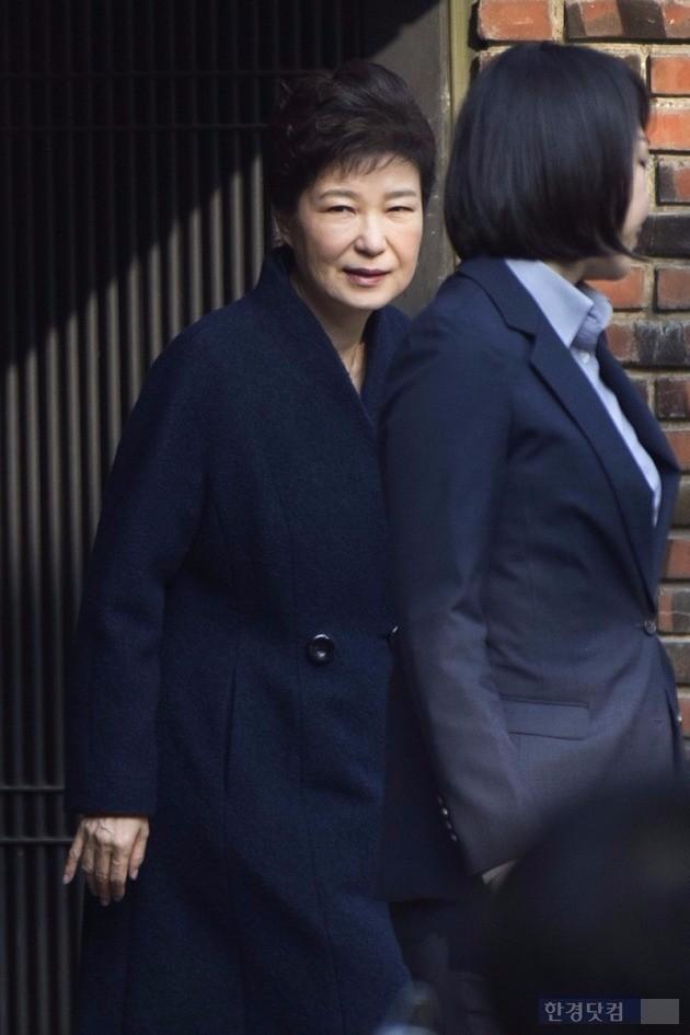 박근혜 검찰 소환 /사진=최혁 기자