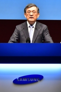 """권오현 삼성전자 부회장 """"중국 반도체 추격 굉장히 위협적"""""""