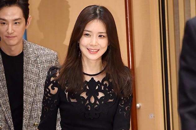 SBS 귓속말 제작발표회, 이보영, 사진=변성현 한경닷컴 기자