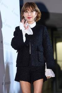슈, '아름다운 미소~' (2017 F/W 서울패션위크)