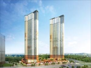 천안에 48층 오피스텔 생긴다