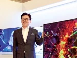 삼성 QLED TV 출시 날 '케이블 실종 사건'