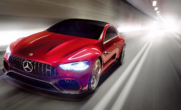 메르세데스-AMG GT 콘셉트