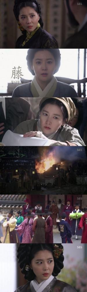 '사임당' 이영애, 오윤아 훼방 속에서도 경합 출전(종합)
