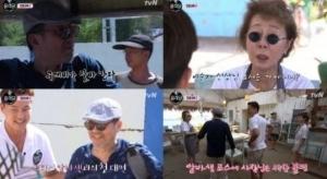 '윤식당' 신구 만난 이서진