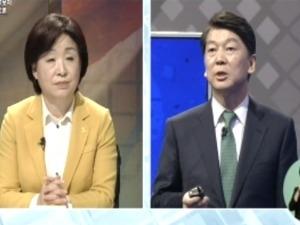 SBS 대선후보 TV토론, 최고 시청률 1분은 '안철수 vs 심상정'