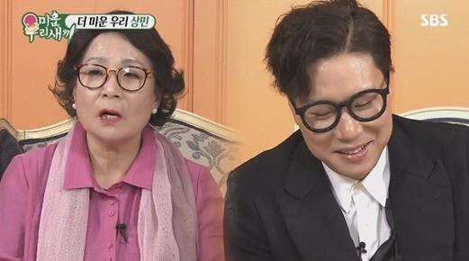 이상민母, 이상민 / 사진=SBS '미운 우리 새끼' 방송화면