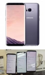 """갤럭시S8 붉은액정 논란, 개통 첫날부터 '날벼락'…네티즌 """"벚꽃 에디션"""" 조롱"""