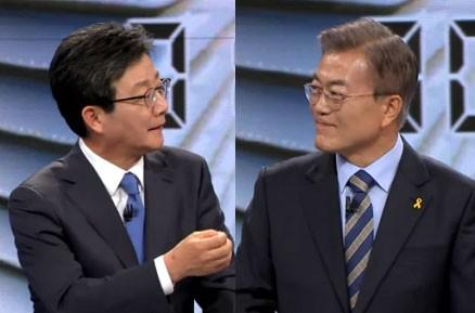 유승민 문재인 주적 / KBS 방송 캡처