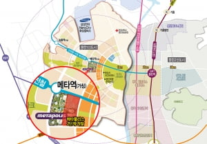 [스타즈호텔 메타폴리스②입지]삼성전자 임대수요 풍부…쇼핑·문화시설 인접