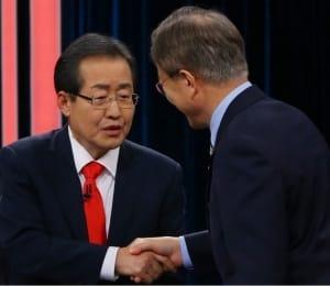 홍준표, '문재인·안철수 거짓말 많다' 조선일보 팩트체크 인용…사실은?