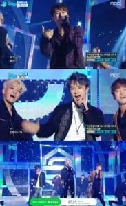 젝스키스 '쇼음악중심' 통해 신곡 '아프지마요·슬픈 노래' 공개